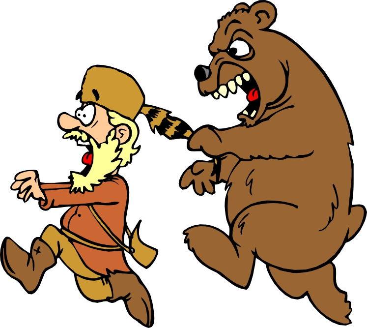 cartoon-bear-chasing